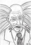 Manga-Ink 30 jours moustaches jour 8