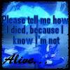 Not Alive by KiaraDiMari