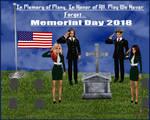 Memorial Day 2018 by KiaraDiMari