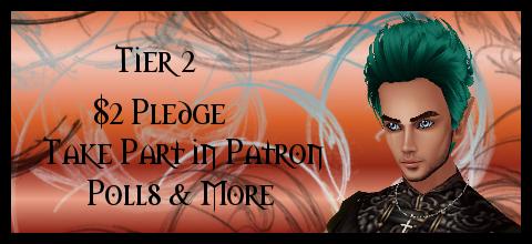 Patreon tier 2 by KiaraDiMari
