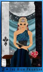 Tarot 2_The High Priestess