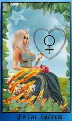 Tarot 3-The Empress