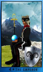 Tarot 4-The Emperor