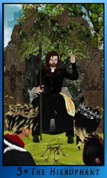 Tarot 5- The Hierophant