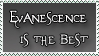 Evanescence stamp by jettteke
