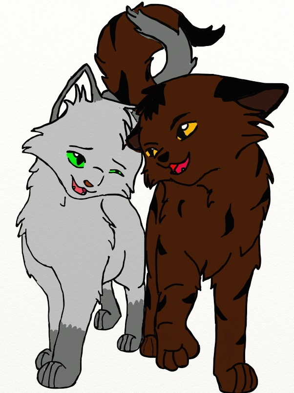 Warrior Cat Hello I M Firestar Welcome To Me Liar