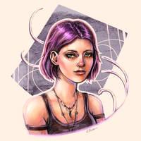 Lara - digital (25) by Sadako-xD