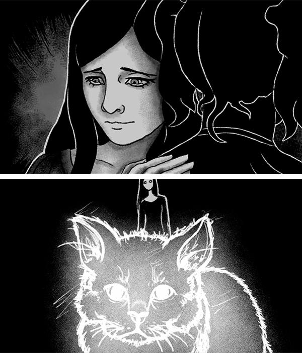 Reflection - Animation Short Movie by Sadako-xD