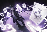 The Magician Part 2 / Book Illustration by Sadako-xD