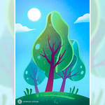 Treescape Course Example