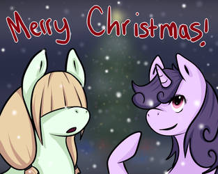 Merry Christmas by cloudsnstuff