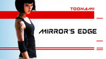 Mirror's Edge Toonami thumbnail by kgifted91