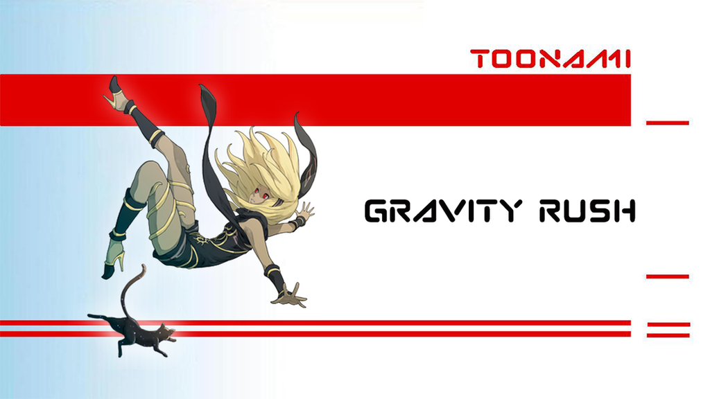 Gravity Rush Toonami thumbnail by kgifted91