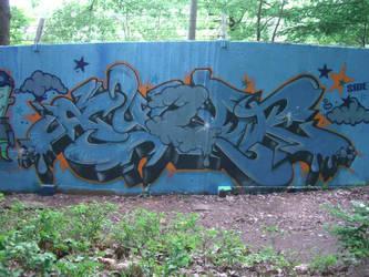 bluebros by aysone