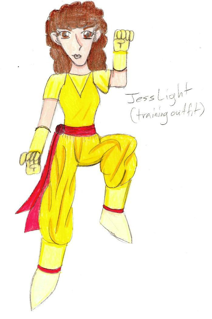 Jess Light by jess06