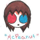 Logo Project -- The McPeanut by Ishikuro