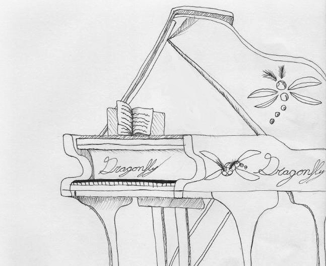 Piano by catdemon1312