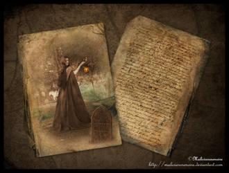 The Legend... by MaliciaRoseNoire