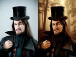 Gentleman - Before-after