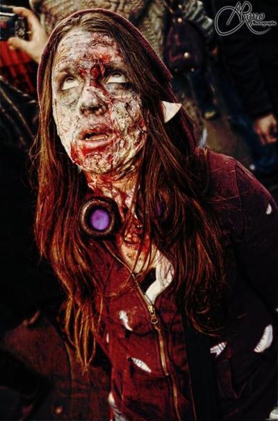 Zombie Walk 2011 by MaliciaRoseNoire