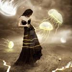 Jellyfish by MaliciaRoseNoire