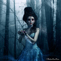 Spider Queen by MaliciaRoseNoire