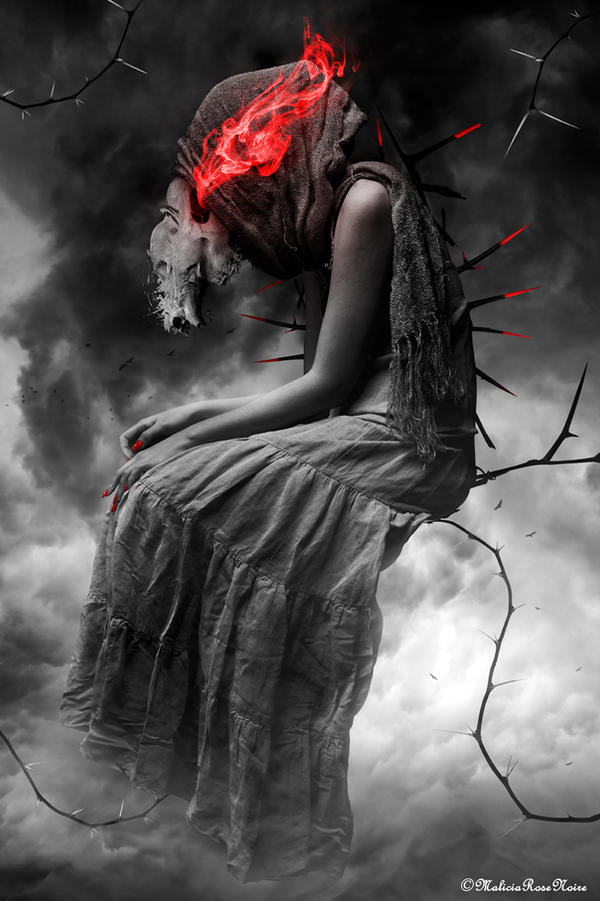Melancholia by MaliciaRoseNoire