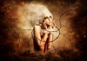 Mauvais oeil by MaliciaRoseNoire