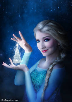 Queen Elsa (Frozen)