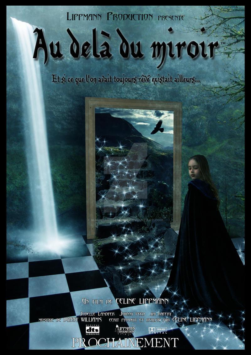 Au dela du miroir by maliciarosenoire on deviantart for Au dela du miroir