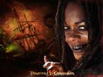 Pirates of the Caribbean - Tia