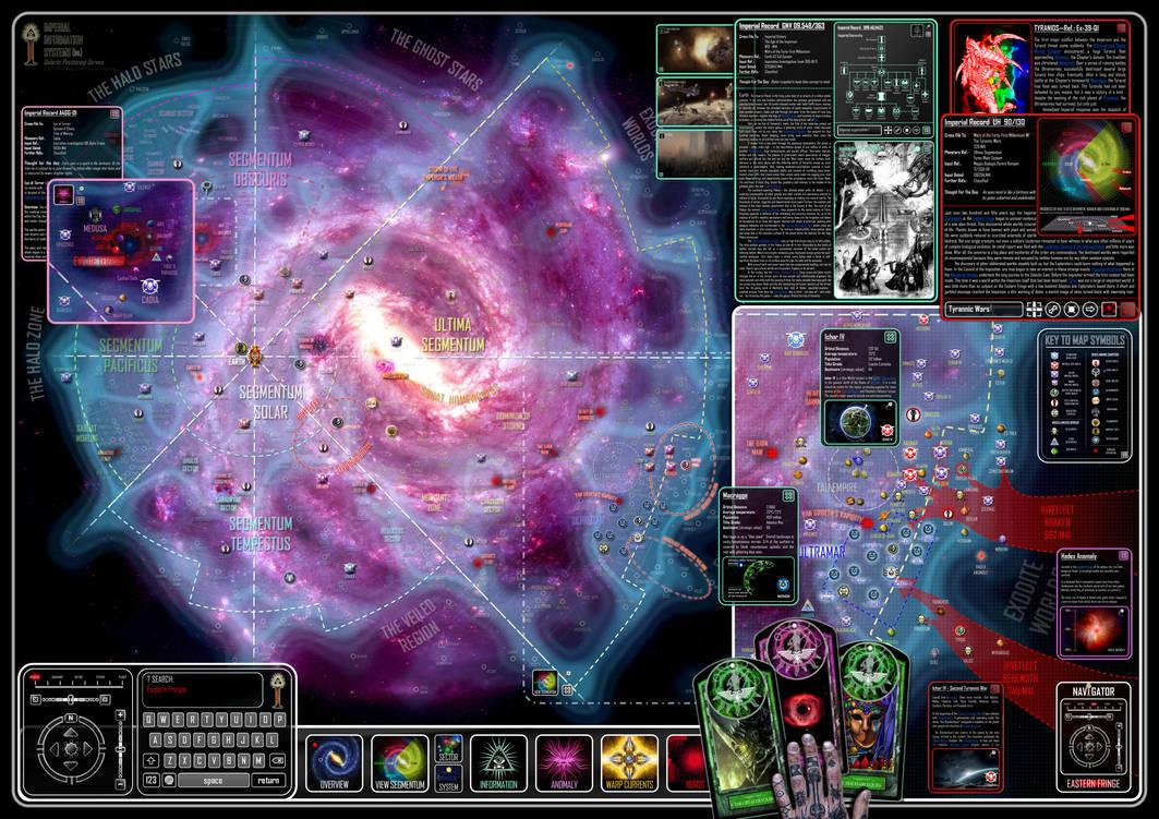 Star Map Software.Warhammer 40k Star Map By Alexmochnacz On Deviantart