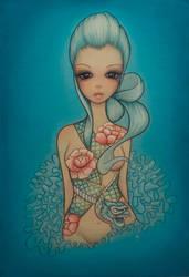Lamia by Anarkitty1