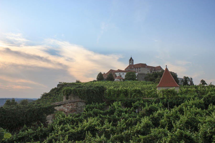 Winecastle (Riegersburg) by Youmitori