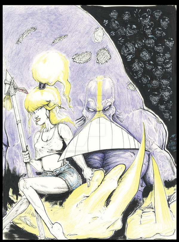 The Maxx by TheLoudestIntrovert