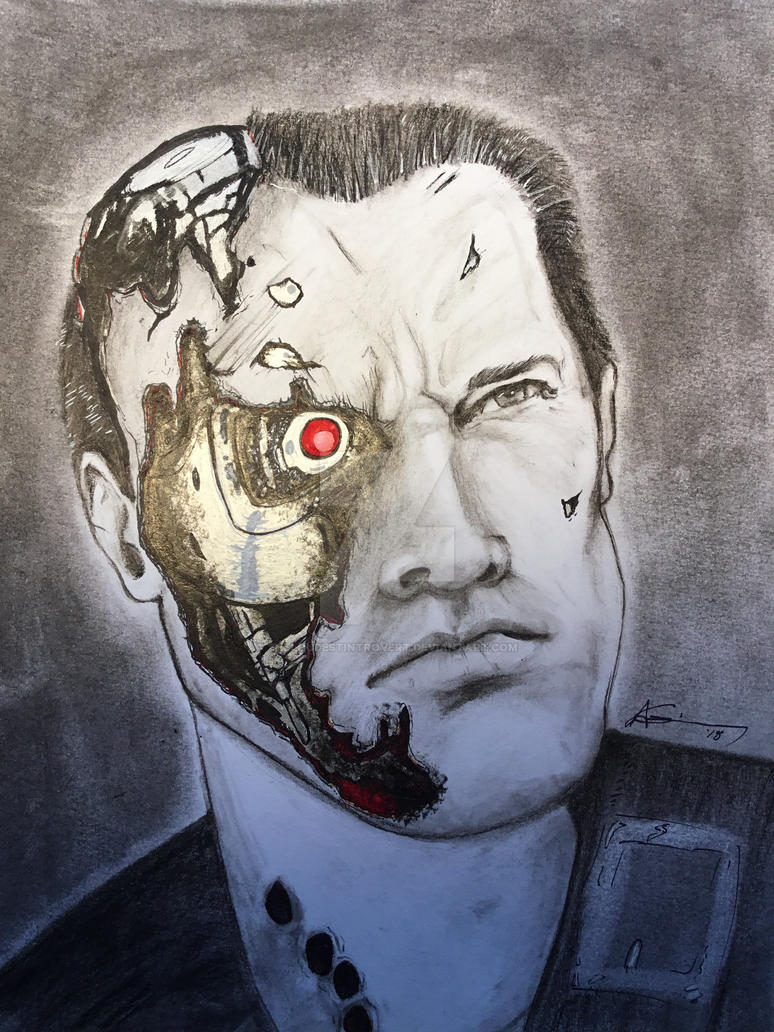 The Terminator  by TheLoudestIntrovert