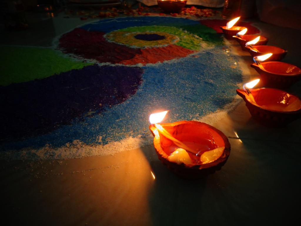 Diwali by akankshasharma