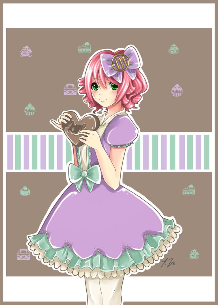 Valentine Peppa by Pure-Hikari