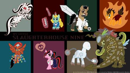 My Little Slaughterhouse Nine: Wildbow is Magic