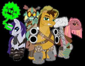 Raiders, Fallout: Equestria