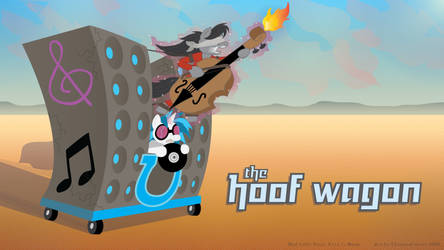 The Hoof Wagon (Mad Little Pony: Fury is Magic)