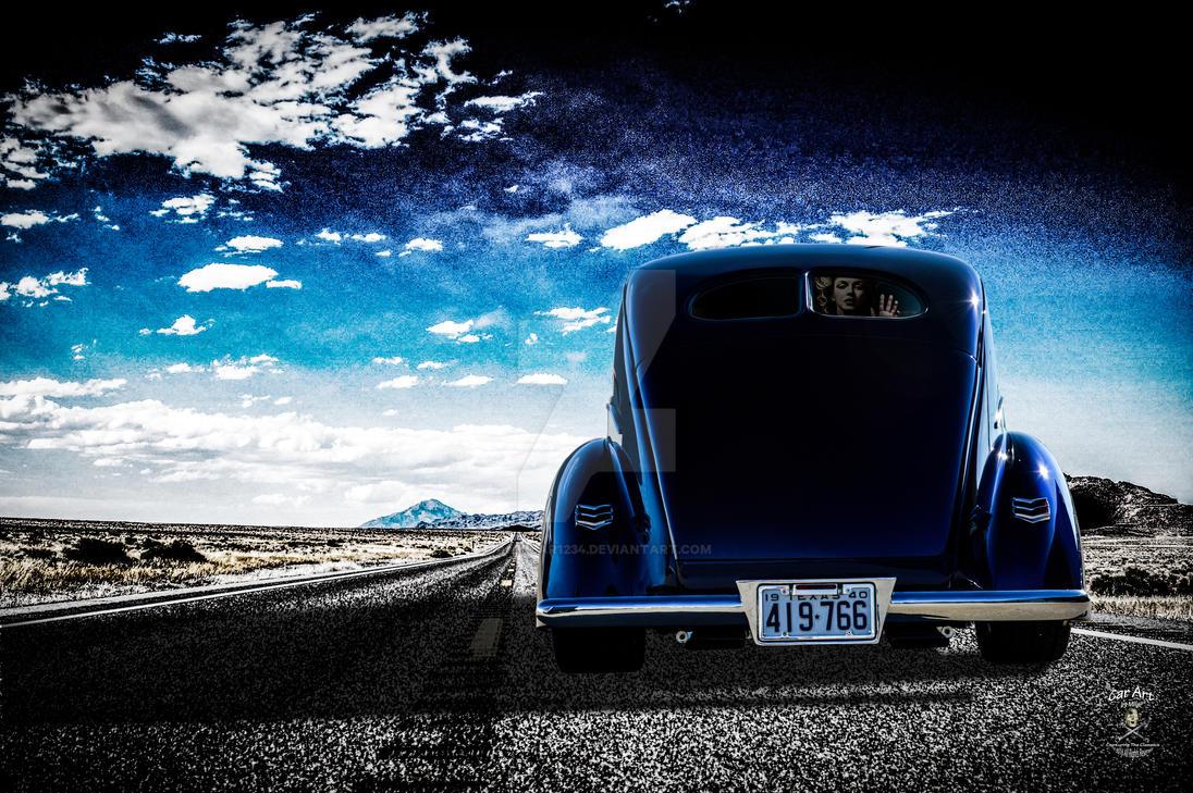 Forty Ford by amillar1234