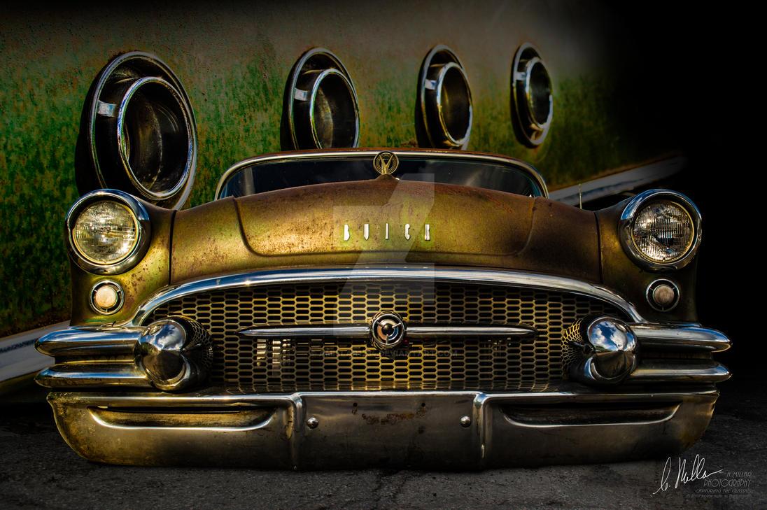 55 Buick Holes by amillar1234