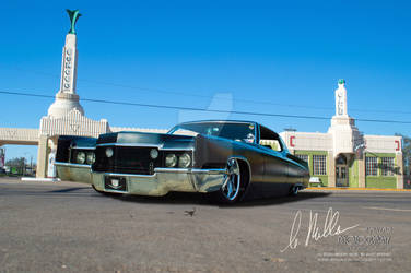 Black Caddy 101