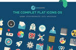Flat iCons Pro Pack