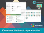 iConadams Windows iConpack instaler