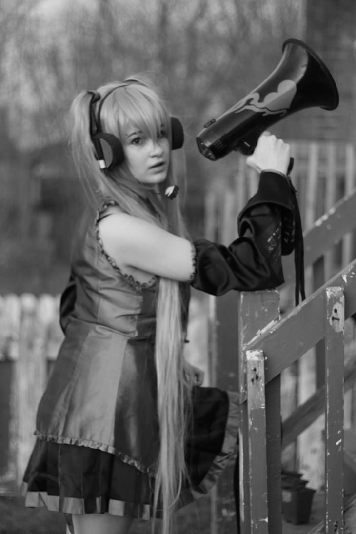Hatsune Miku 18 by KyuProduction