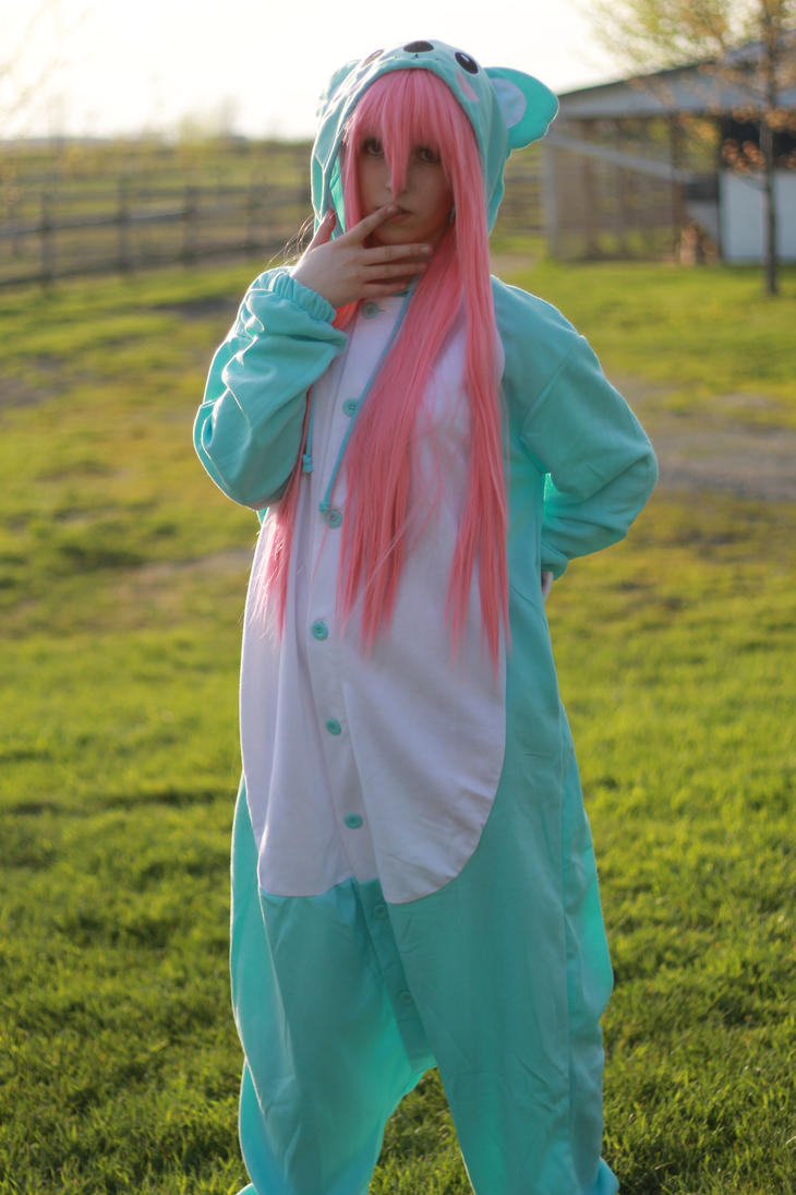 Luka Kigurumi 03 by KyuProduction