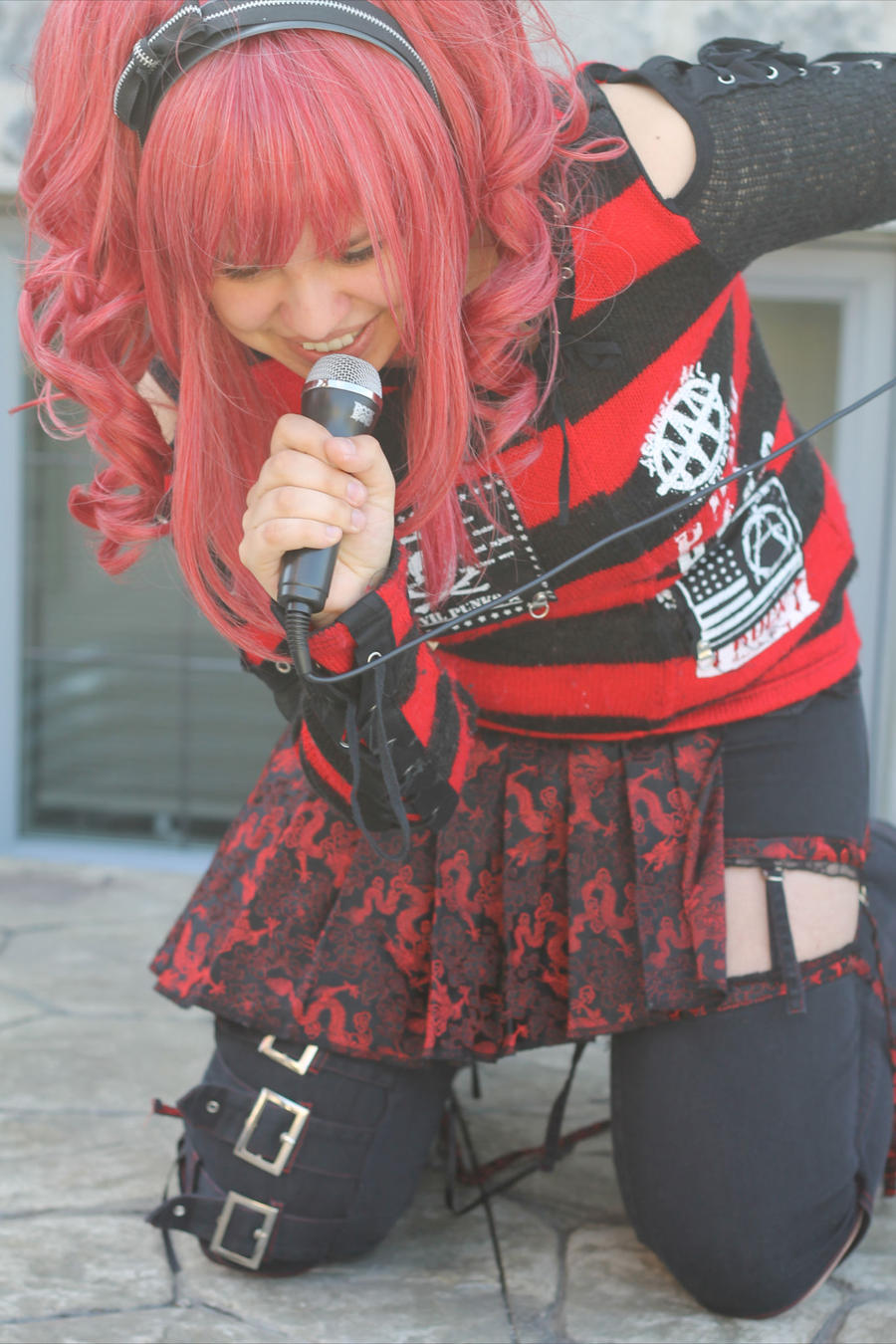 Rock Teto 05 by KyuProduction