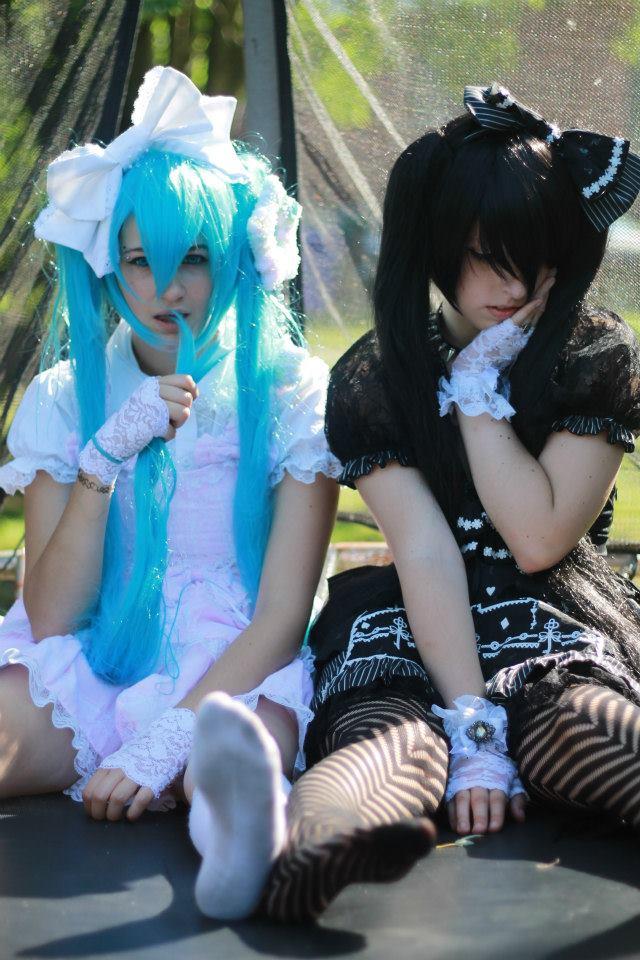 Zatsune Miku Hatsune Lolita by KyuProduction